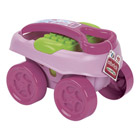 Chariot 40 pieces rose