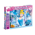 Puzzle 104 pièces brillant Cendrillon