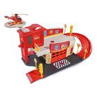 Centre de Secours Sam Le Pompier + Hélicoptère