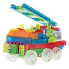 Laser pegs-camion pompier 6 en 1