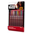 12 feutres gel Star Wars