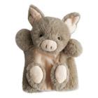 Peluche douce marionnette cochon