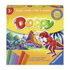 Pâte à modeler doopy midi dinosaure