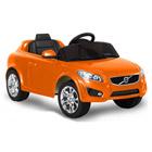 Voiture électrique Volvo C30 orange
