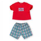 Ensemble pyjama Royaume Uni pour poupée Ma Corolle