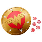 DC Super Hero Girl-Bouclier de Wonder Woman
