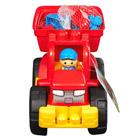 Mega bloks camion benne transformable