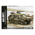 Call of duty vehicule blinde et soldats