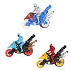 Power Rangers moto cascade et figurine