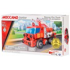 Camion de pompiers deluxe