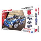 Kit construction 5 modèles de voitures de course