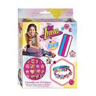 Soy luna bracelets + charms