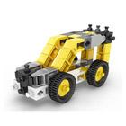 Inventor 4 modeles de vehicules industriels
