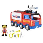 Camion de pompiers Mickey