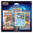 Pokemon pack 3 boosters  xy12
