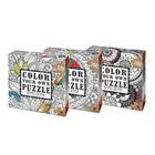 Puzzle a colorier adulte