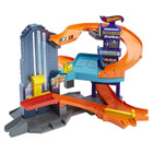 Hot wheels-coffret garage ville