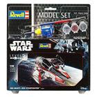 Maquette Star Wars-Model Set Obi Wan's Jedi Starfig