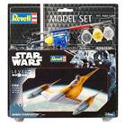 Maquette Star Wars-Model Set Naboo Starfighter