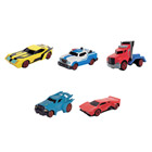 Transformers pack 5 voitures