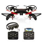 Drone Blacksior Fpv 4 Canaux Gyro 2,4 Ghz