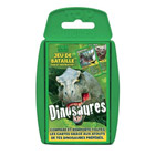 Jeu de bataille dinosaures