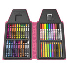 Crayola tip art kit mallette rose
