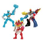 Power rangers pack mixx n'morph