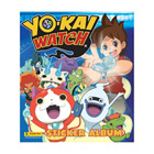 Yokai watch album stickers collection