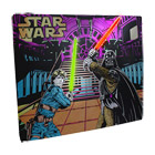 Tableau lumineux a colorier Star Wars