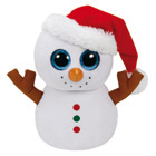 Beanie boo's medium-Scoop le bonhomme de neige