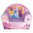Fauteuil club Disney princesses rose