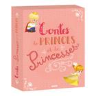 Coffret de 5 livres contes de princes et de princesses