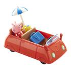 Voiture de vacances Peppa Pig