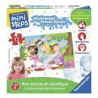 Puzzle en plastique le pique-nique des princesses