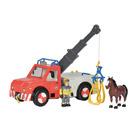 Sam le pompier camion grue