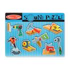 Puzzle son 8 pièces outils