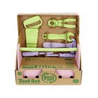 Caisse à outils rose Green Toys
