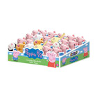 Peppa mini-peluche assortiment