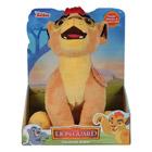 Roi Lion peluche Kion 35 cm parlant