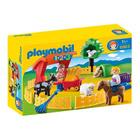 6963-Parc animalier - Playmobil 1.2.3