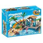 6979-Ile avec vacanciers - Playmobil Family fun