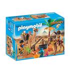 5387-Pilleurs égyptiens avec trésor - Playmobil History