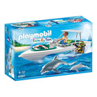 6981-Bateau de plongée - Playmobil Family fun