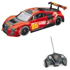 Voiture Hot Wheels Audi R8 LMS radiocommandée