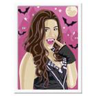 Numero art petit format Chica Vampiro