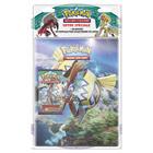 Pokémon - Cahier et Booster soleil et lune