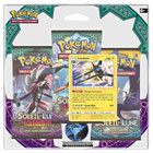 Pokemon-Pack 3 Boosters Sl02 Lune & Soleil