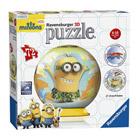 Puzzle 3D ball 72 pièces illuminé Minions