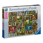 Puzzle 1000 pièces bibliothèque magique